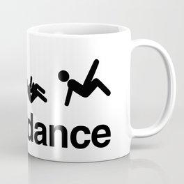 Breakdance Coffee Mug