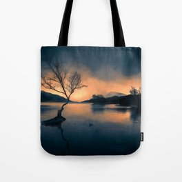 Lone Tree Snowdonia Tote Bag