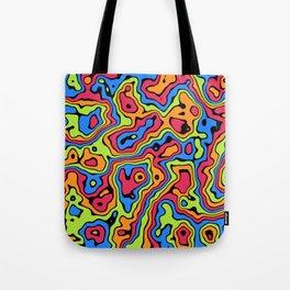 Liquid Summer Tote Bag