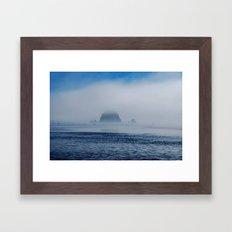 Sift Framed Art Print