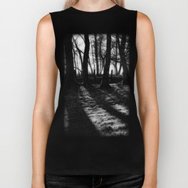 If You Go Down to the Woods Today... Biker Tank