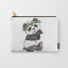 Bamboo Child Carry-All Pouch