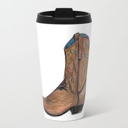 This Boot was Made for Walking Travel Mug