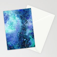 Mint space Stationery Cards