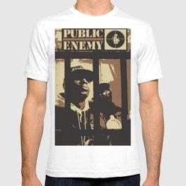 Public Enemy: 1988 T-shirt
