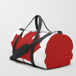 Canadian Flag Duffle Bag