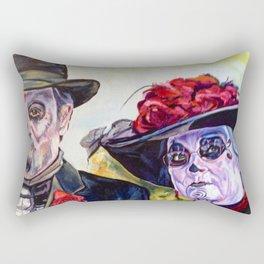Somos Novios (We are Sweethearts) Rectangular Pillow