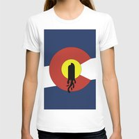 denver T-shirts featuring Denver, Colorado by HighTribe