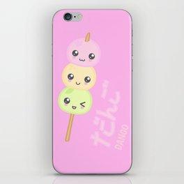 Dango iPhone Skin