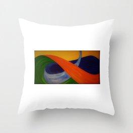 Fabric Souk Throw Pillow