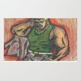 guile  Rug