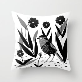 Chucao Throw Pillow