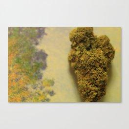 Cannabis XXIV Canvas Print