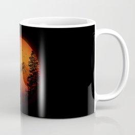 My Love Japan / Samurai warrior Coffee Mug