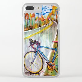 Tanner Clear iPhone Case