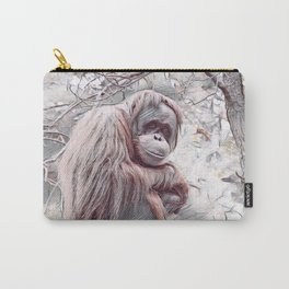 Will Never Know Freedom Carry-All Pouch