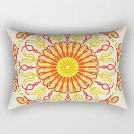 Chakram Devi (Crudo) Rectangular Pillow
