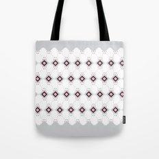 Cat Box pattern Tote Bag