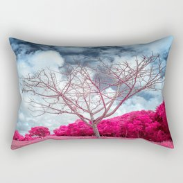 Dry branches Rectangular Pillow