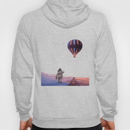 Girl with a Balloon Hoody