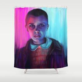 Eleven Shower Curtain