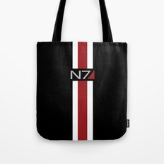 Mass Effect | Commander Shepard  Tote Bag