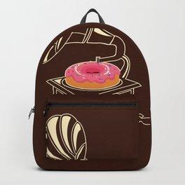 Music  Donut Backpack