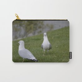 Pair of Seagulls Carry-All Pouch
