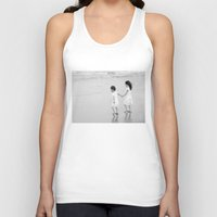 sisters Tank Tops featuring Sisters by Art Tree Designs