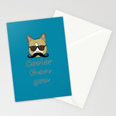 Cooler than you Stationery Cards