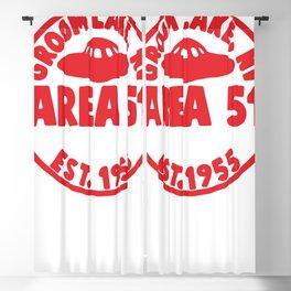 Area 51 Blackout Curtain