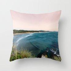 Sea Bliss Throw Pillow