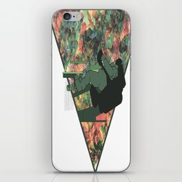 Dentist chair and astronaut iPhone Skin