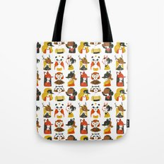 The Masquerade Tote Bag