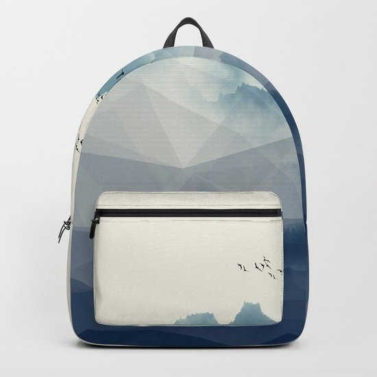 Mountain dreams Backpack