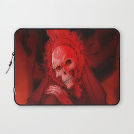 Bride of the Dead Laptop Sleeve