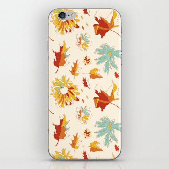 Autumn/Fall iPhone & iPod Skin