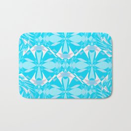 Crystal Blue- AMP Bath Mat