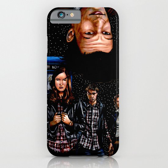 Doctor WHO ? iPhone & iPod Case
