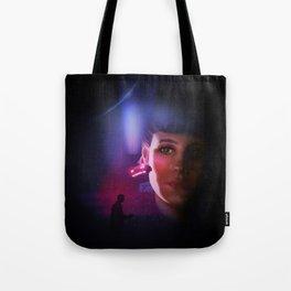 Rachael Blade Runner Poster Tote Bag