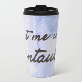 Meet Me in Montauk Travel Mug