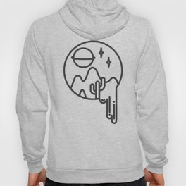 YOU ME AND THE STARS Hoody