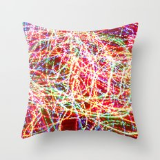 Take My Hand... Throw Pillow
