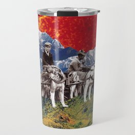 Downhill Racing Club Travel Mug