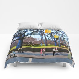 Central Park Comforters