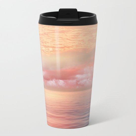 Pastel vibes 55 Metal Travel Mug