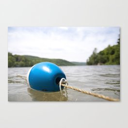 Meach Lake, Quebec, Canada Canvas Print
