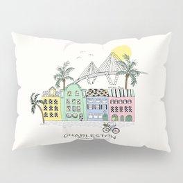Charleston, S.C. Pillow Sham