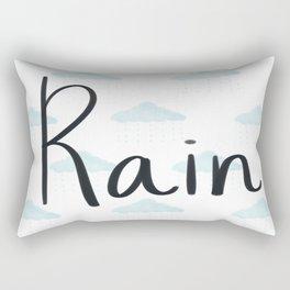 Rain clouds Rectangular Pillow