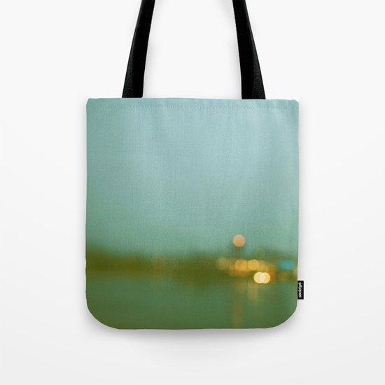 Watercolor Memories Tote Bag